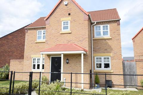 3 bedroom detached house for sale - Redfield Way, Eastfield, Scarborough, North Yorkshire YO11 3FD