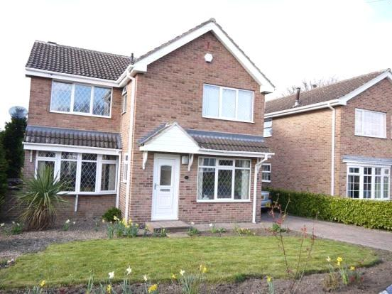 4 Bedrooms Detached House for sale in Swift Way, Wakefield, West Yorkshire