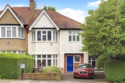 4 bedroom semi-detached house for sale - Cholmeley Crescent, Highgate Village, London, N6