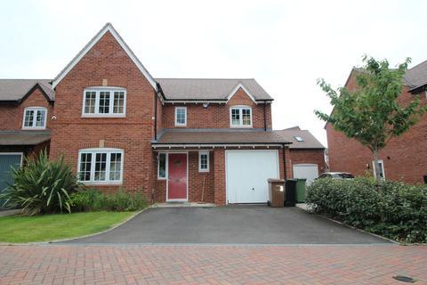 4 bedroom detached house to rent - Beech Lane, Dickens Heath