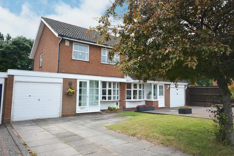 3 bedroom semi-detached house for sale - Langcomb Road, Shirley