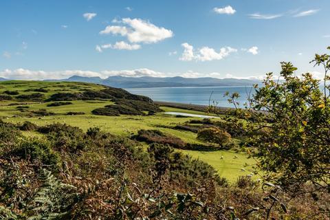 Land for sale - Criccieth, Gwynedd, North Wales