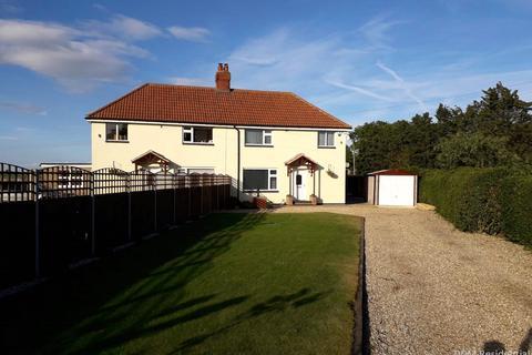 3 bedroom semi-detached house for sale - Rose Cottage & Fen Lane Carp Fisher, Thoresby Bridge, Marshchapel, DN36