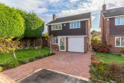 4 bedroom detached house for sale - Clifton Crescent , Solihull
