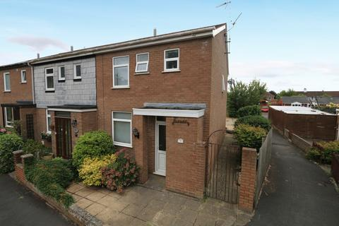 3 bedroom end of terrace house for sale - Bishop Westall Road, Exeter