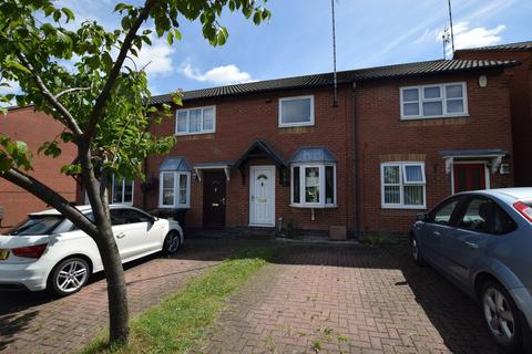 2 bedroom townhouse to rent - Station Road, Woodville, Derbyshire DE11 7DY