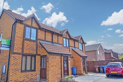 2 bedroom semi-detached house to rent - Wisteria Way, Howdale Road, Hull