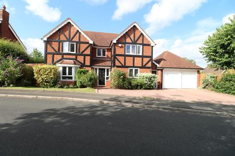 5 bedroom detached house to rent - Langtree Avenue, Solihull