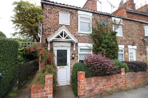 2 bedroom cottage to rent - Humber Road, North Ferriby