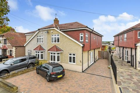 4 bedroom semi-detached house for sale - Elmcroft Avenue, Sidcup, DA15 8NN