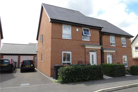 3 bedroom detached house for sale - Merevale Way, Stenson Fields