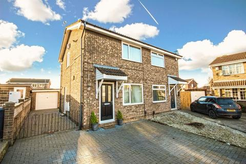 2 bedroom semi-detached house to rent - Achilles Close, Middlesbrough, TS6 6XP
