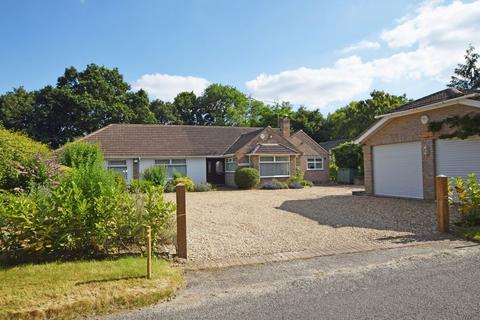4 bedroom detached bungalow for sale - Isington Road, Isington, Alton, Hampshire