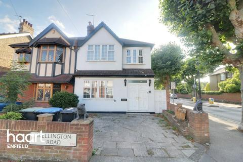 3 bedroom semi-detached house for sale - Wellington Road, Enfield