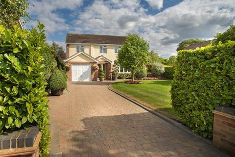 4 bedroom detached house for sale - Camborne Avenue, Bedgrove, Aylesbury