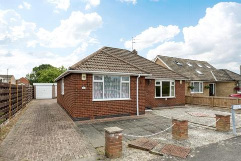 3 bedroom detached bungalow for sale - Keith Avenue, Huntington, York