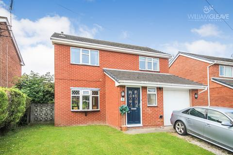 4 bedroom detached house for sale - Tir Wat, Mynydd Isa, Mold, CH7