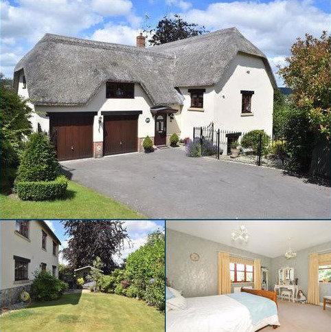 5 bedroom detached house for sale - Barnes Meadow, Uplyme, Lyme Regis, Dorset, DT7