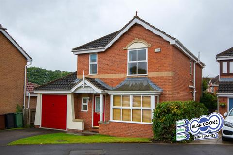 4 bedroom detached house for sale - Woodlea Croft, Meanwood