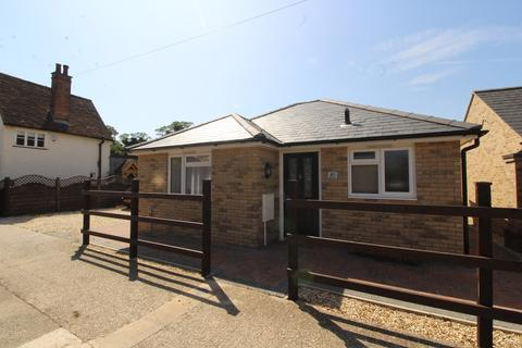 1 bedroom bungalow to rent - High Street, Arlesey, SG15