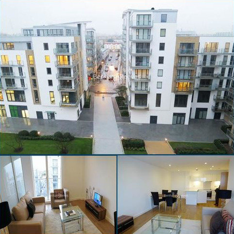 2 bedroom apartment to rent - Seven Sea Gardens, Canary Wharf, E3