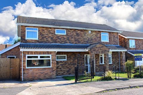 4 bedroom detached house for sale - Crestacre Close, Newton, Swansea, City & County Of Swansea. SA3 4UR