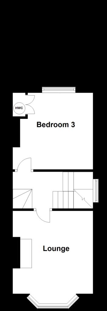 Floorplan 2 of 3: Split Level Ground Floor