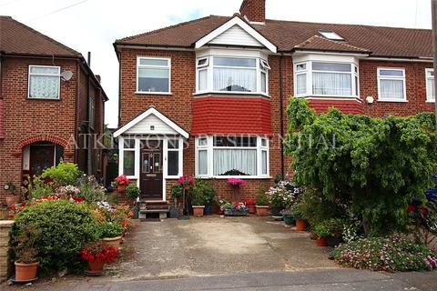 3 bedroom end of terrace house for sale - Weardale Gardens, Enfield, Middlesex, EN2