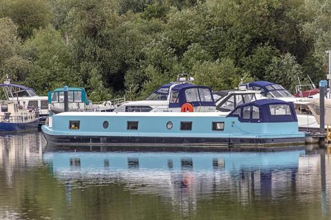 1 bedroom houseboat for sale - Penton Hook Marina, Chertsey, KT16
