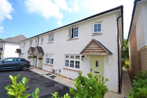 3 bedroom end of terrace house for sale - Cotton Crescent, Tytherington, Macclesfield