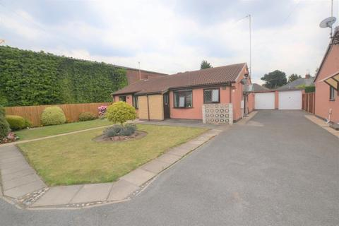 2 bedroom semi-detached bungalow for sale - Ward Close, Aylestone, Leicester