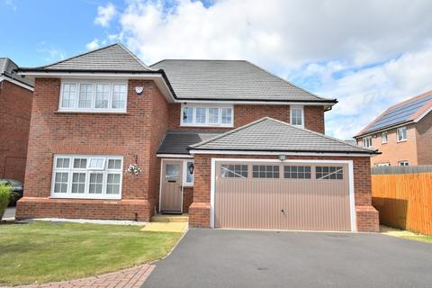 4 bedroom detached house for sale - Hadstock Close, Humberstone, Leicester