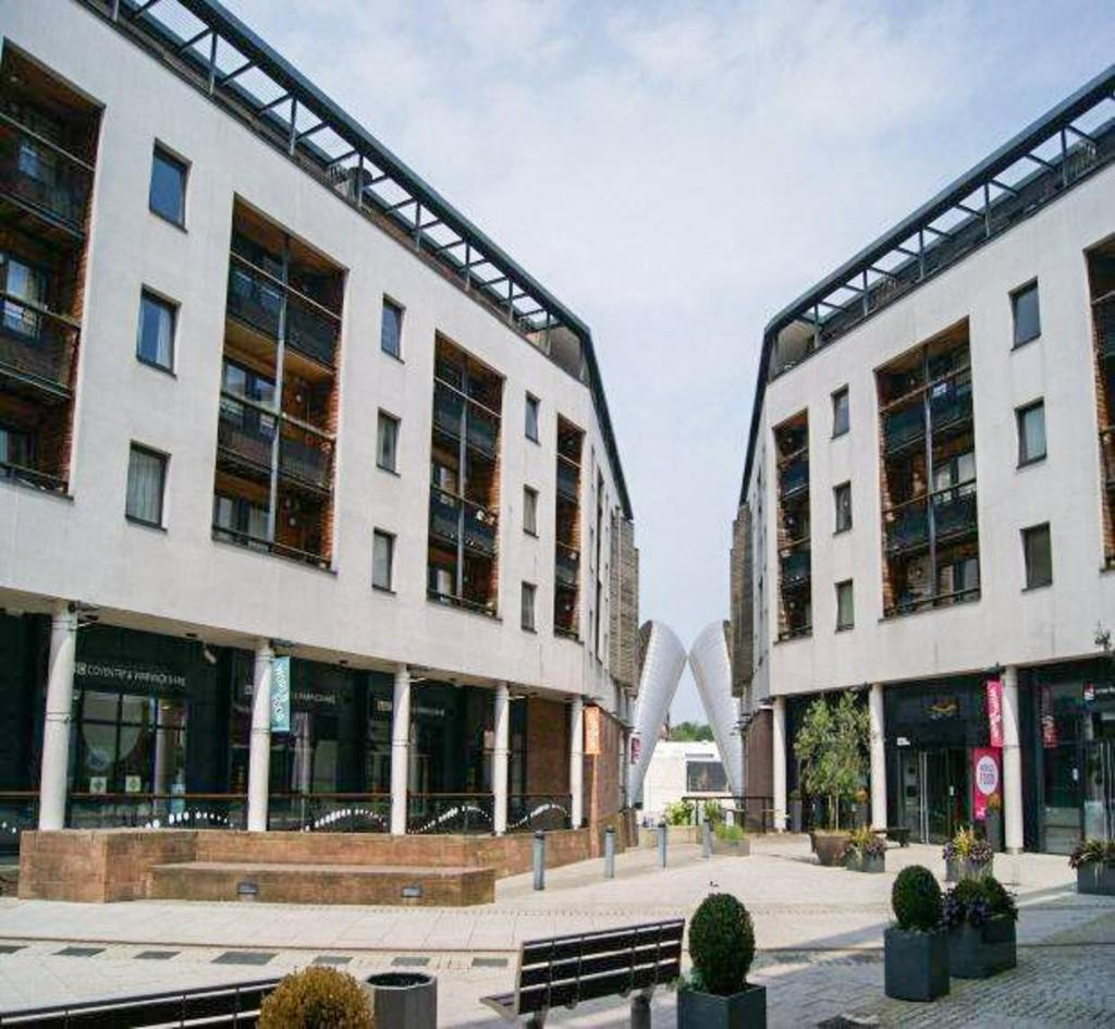 Abbey Court Apartments: Abbey Court, Priory Place 3 Bed Apartment To Rent