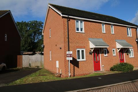 2 bedroom semi-detached house to rent - Jefferson Way, Banner Brook , Coventry