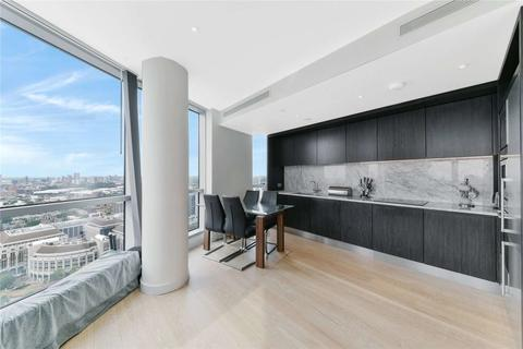 2 bedroom apartment to rent - Charrington Tower, Biscayne Avenue, Canary Wharf