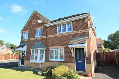 3 bedroom semi-detached house for sale - Cloughfield, Penwortham, Preston, PR1 9FF