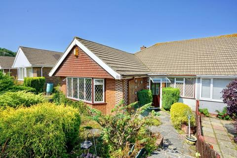 3 bedroom semi-detached bungalow for sale - Ditchling Crescent, Brighton, East Sussex, BN1 8GD