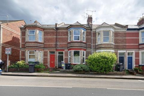 4 bedroom terraced house to rent - Magdalen Road, Exeter