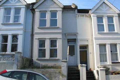 5 bedroom terraced house to rent - Whippingham Road, Brighton, BN2 3PF
