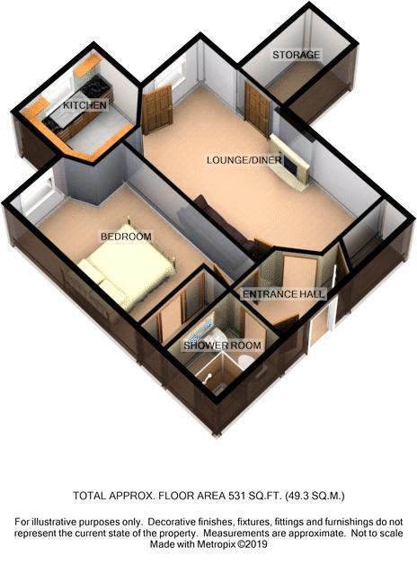 Floorplan 2 of 2: 3 d