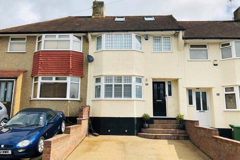 3 bedroom terraced house to rent - Ridgeway West, Sidcup, DA15