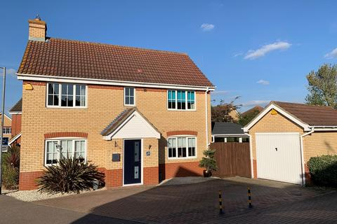 4 bedroom detached house for sale - Gunson Gate, Chelmsford, CM2