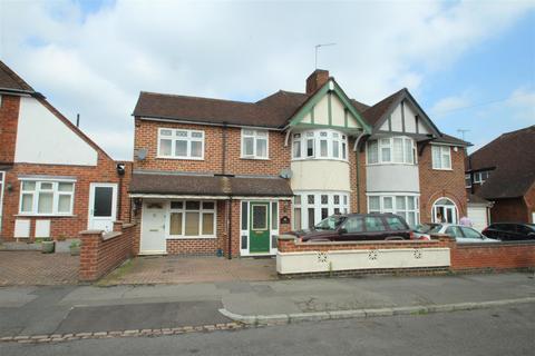 5 bedroom semi-detached house for sale - Greystone Avenue, Evington, Leicester