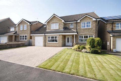 5 bedroom detached house for sale - The Paddock, Waterhouses, County Durham