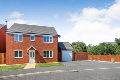 4 bedroom detached house for sale - Ffordd Brannan, Buckley, CH7