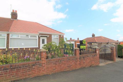 3 bedroom semi-detached bungalow for sale - Pinewood Gardens, Lobley Hill, Tyne And Wear