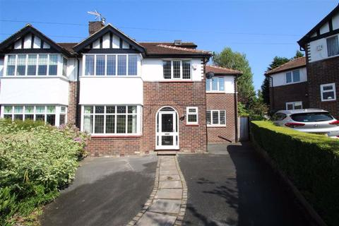 5 bedroom semi-detached house to rent - Highfield Road, Hale
