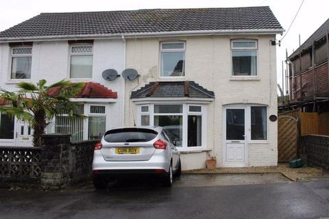 3 bedroom semi-detached house for sale - Garngoch Terrace, Garden Village, Gorseinon