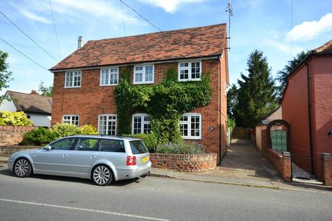 3 bedroom cottage for sale - Bridge Street, Writtle, Chelmsford, Essex, CM1