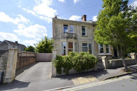 3 bedroom end of terrace house for sale - Rosslyn Road, BATH, BA1 3LH